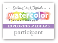 Watercolor for Card Makers